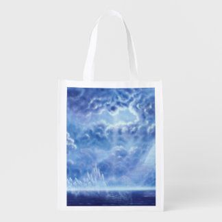 H100 Stairway to Heaven Grocery Bags