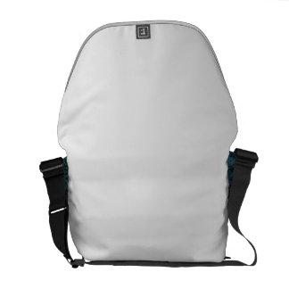 H103 Heart Mandala Colors 3 Courier Bag