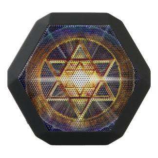 H109 Stars of David 2013 Black Bluetooth Speaker