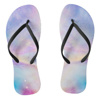 H117 Adele Angel Top Flip Flops
