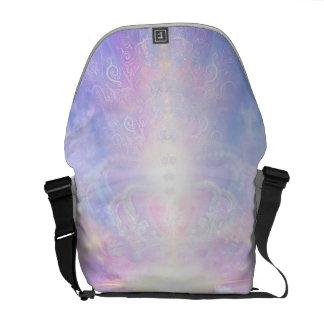 H117 Adele Angel Top Messenger Bag