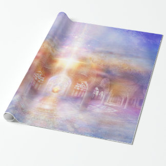 H119 Mosque Wrapping Paper