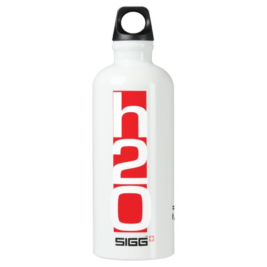 h20 - Sigg Water Bottle