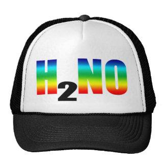 H2NO TRUCKER HAT
