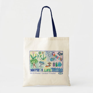 H2O Conserve Canvas Bags