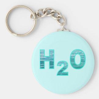 H2O KEYCHAIN