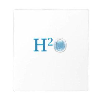 H2O NOTEPAD