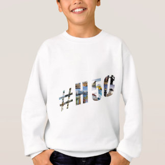 H50-Tag-Picture Collage Sweatshirt