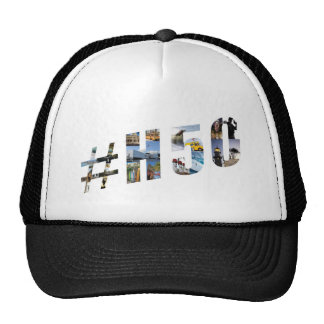 H50-Tag-Picture Collage Trucker Hat