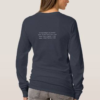 H B A C ROCKSTAR, Home Birth After Caesarean Rocks T-Shirt