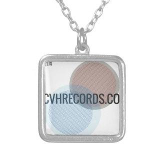 H EDZUNI : louise bradshaw Silver Plated Necklace