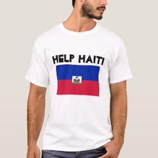 H, Help Haiti T-Shirt