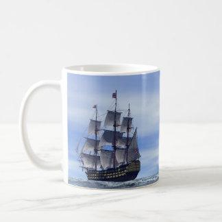 H M S Victory Coffee Mug