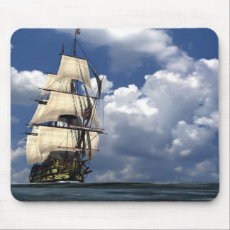 H.M.S. Victory Mouse Pad