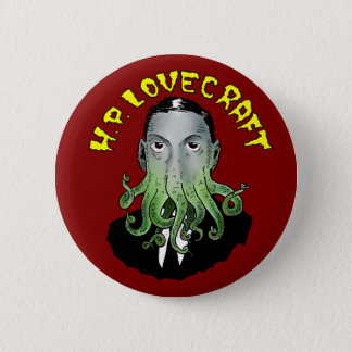 H. P. Lovecraft Button