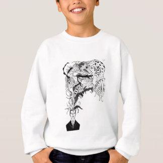 H.P. Lovecraft's monsters Sweatshirt