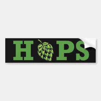 H-PS Bumper Sticker