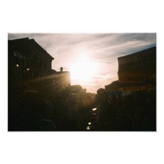 H Street Sunset Photo