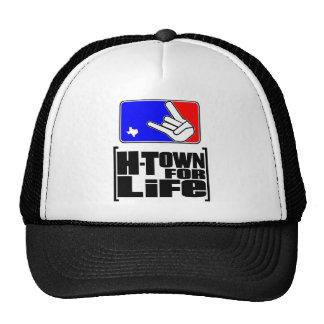 H-Town 4 Life 3 Hat