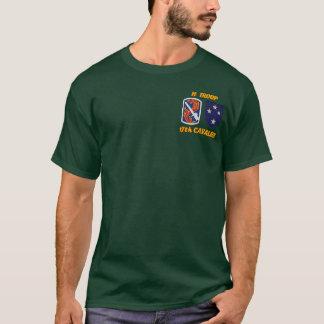 H Troop 17th Cavalry VSR M113 ACAV Shirt