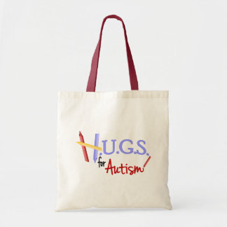 H.U.G.S. for Autism Tote Bag