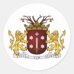 Haarlem wapen, Netherlands Sticker