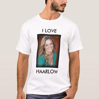 Haarlow, I LOVE, HAARLOW T-Shirt