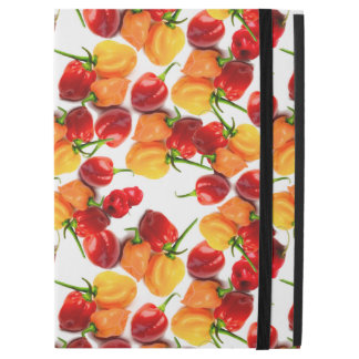 "Habanero Chilies Red Peppers Orange Hot Food iPad Pro 12.9"" Case"