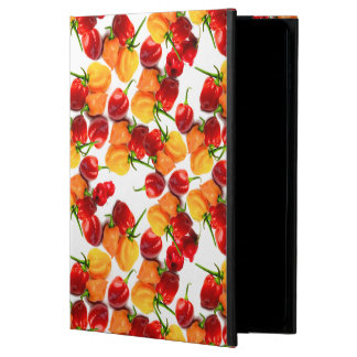 Habanero Chilies Red Peppers Orange Hot Food Powis iPad Air 2 Case
