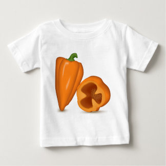 Habanero Peppers Baby T-Shirt