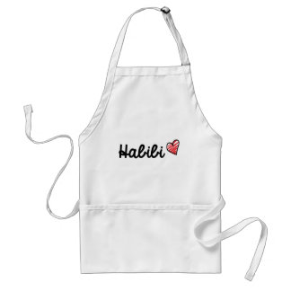 Habib2i Standard Apron