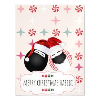 Habibi Eggs Magnet Christmas Card Magnetic Invitations