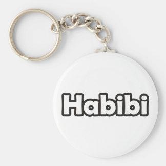 Habibi Keychain