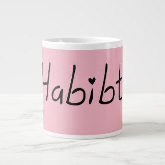 Habibti Large Coffee Mug
