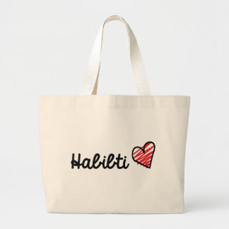 Habibti Large Tote Bag