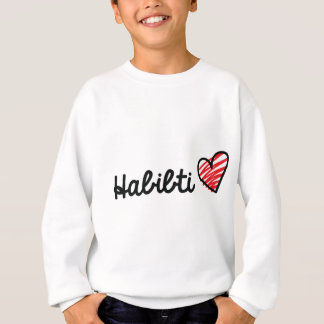 Habibti Sweatshirt