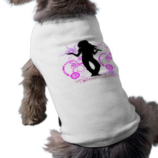 Habillement d animal familier de la Reine de Tween Manteaux Pour Animaux Domestiques