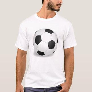 Habillement de ballon de football t-shirt