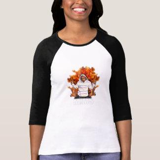 Habillement de MIMS - flamme éternelle T Shirts