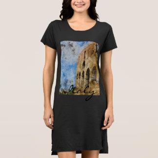 Habillement de Rome Italie Colosseum Robe