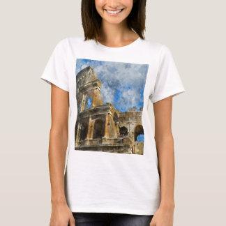 Habillement de Rome Italie Colosseum T-shirt