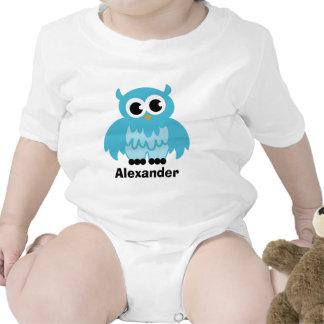 Habillement mignon de bébé de bande dessinée de hi t-shirts