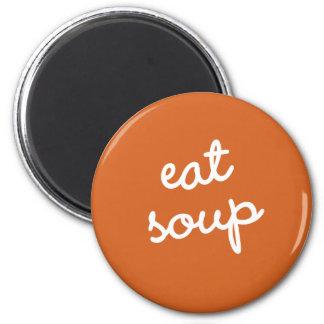Habit #9 – Eat soup Magnet