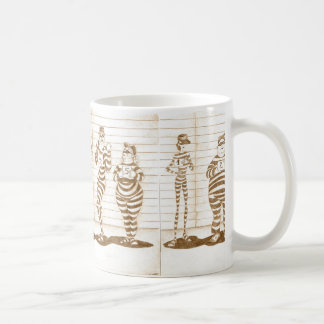 Habitual suspects coffee mug