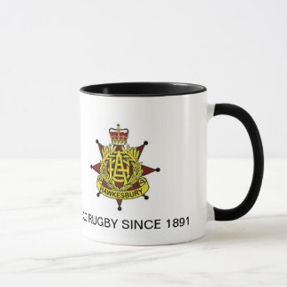 HAC Rugby Coloured Mug