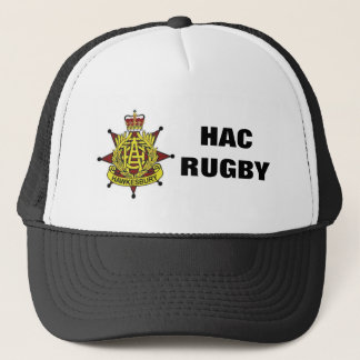 HAC Rugby Truckers Hat