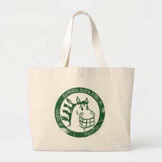 Hacienda Hay & Feed Canvas Bags