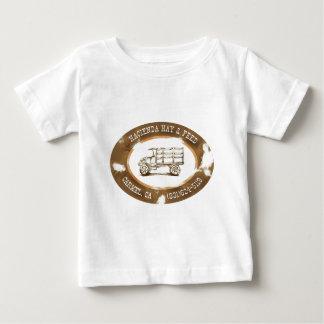 Hacienda Hay & Feed Vintage Baby T-Shirt