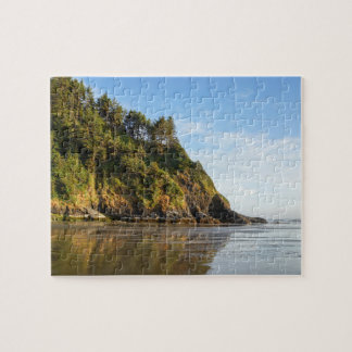 Hacita head, cape cove, Oregon, USA Jigsaw Puzzle