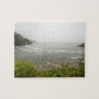 Hacita head, cape cove, Oregon, USA Jigsaw Puzzle